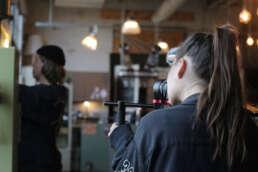 film fotografie behind the scenes